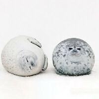 Jumbo Animal Plush Seal Gefüllte Weiche Riesenpuppe Kissen Spielzeug Kinderstuhl