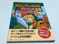THE LEGEND OF ZELDA LINK'S AWAKENING DX GUIDE BOOK  GAME BOY COLOR GBC JAPAN