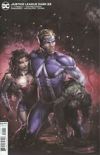 New listing Justice League Dark #22 Clayton Crain Var Ed Vf/Nm Dc Comics 2020 Hohc