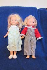 Two Vintage My Friend Mandy Fisher-Price Dolls