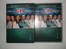 ER - The Complete First Season (DVD, 2011, 7-Disc Set) George Clooney, Medicine