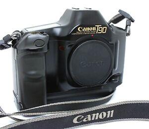 ✮ Canon T90 Body 35mm Spiegelreflexkamera für FD // Händler!