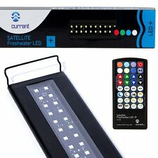 "Current USA Satellite Freshwater LED Plus Lighting System fit aquarium 36""-48"""