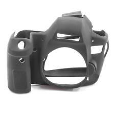 Cover Case Boîtier silicone noir pour Canon EOS 6D Mark II