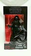 Star Wars The Force Awakens KYLO REN Black Series 6 Inch Collectable Figure