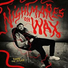 NIGHTMARES ON WAX - SHAPE THE FUTURE (GATEFOLD 2LP+MP3)  2 VINYL LP + MP3 NEU