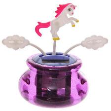 Unicorn Solar Pal Dancing Figure - Sun Novelty Car Dash Ornament Window Sill