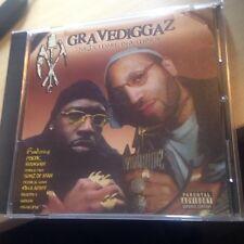 Gravediggaz Nightmare In A-Minor RARE OOP OG Edition CD NOT VINYL LP Prince Paul