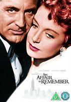 An Affair To Remember - 2012 Cary Grant,Deborah Kerr,Richard New UK Region 2 DVD