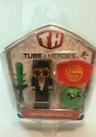 Tube Heroes Captain Sparklez Action Figure with accessories