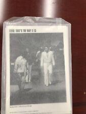Elvis Presley - 8 B&W photos - 1957-1970 50 Units