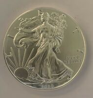 1OZ AMERICAN SILVER EAGLE COIN   2020  - US MINT