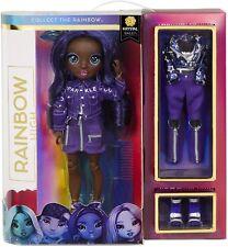 Rainbow High - Crystal Bailey Doll (Series 2)