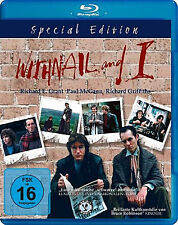 WITHNAIL AND I - Richard E. Grant, Paul McGann, R. Griffith (Blu-ray) *NEU OVP*
