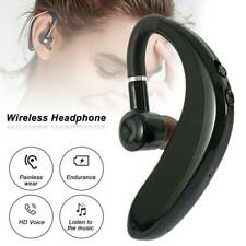 Wireless Bluetooth 5.0 Earpiece Hands Free Headsets Earphones Phone Earbuds 10m