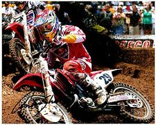 "ANDREW SHORT Signed Autographed SUPERCROSS Motocross ""AMA"" 8x10 Photo A"