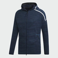 Adidas Men's Z.N.E Parley Full-Zip Hoodie (Retail $180)
