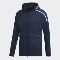 Adidas Men's Z.N.E Parley Full-Zip Hoodie (Retail $180) Size 2XL