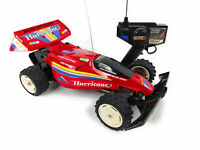 Nikko Hurricane 1/12 4WD AWD RC Radio Control Dune Buggy RUNS GREAT CLEAN