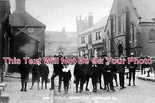 DR 176 - High Street, Brimington, Chesterfield, Derbyshire c1906 - 6x4 Photo