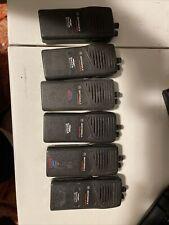 6 MOTOROLA GP350 UHF 438-470MHz RADIO