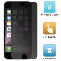 iPHONE 6/6S PLUS - ANTI-PEEP PRIVACY PET SCREEN PROTECTOR FILM COVER HD CLEAR