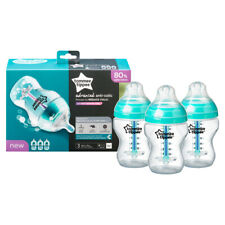 Tommee Tippee 260 ml Advanced Anti-colic Bottle - 3 Pieces