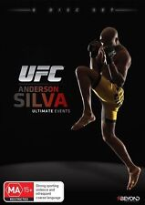 UFC - Anderson Silva - Ultimate Events (DVD, 2015, 8-Disc Set) *New & Sealed* R4