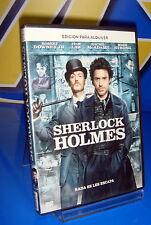 Film SHERLOCK HOLMES DVD bonne etat Édition de À louer