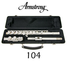 Armstrong Flute - Model 104 | Brand New Student Flute