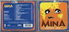 MINA CD MINA LATINA due 2 fuori catalogo  MADE in ITALY 1999