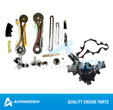 Timing Chain & Water Pump For Ford Explorer Ranger Mustang Mazda B4000 no gear
