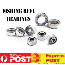Fishing Reel Precision Bearings Many Sizes Quality Stainless Steel Oz Seller