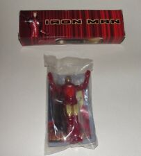 2 Iron Man Burger King Kid's Meal Toys from 2007 and 2010