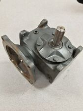 GF1518AH - BALDOR 15:1 RIGHT ANGLE, GEARBOX GEAR REDUCER BOX ASSEMBLY