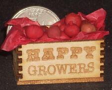 Pomegranates 1:12 Food, Garden, Store, Farm, Fruit, Market Miniature Produce