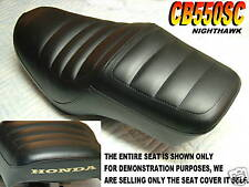 CB550SC 1983-84 seat cover for Honda CB550 Nighthawk SC 204