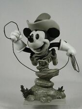 Disney's 'Two Gun Mickey Mouse' Figurine  By Grand Jester Studios  4029849  NIB!
