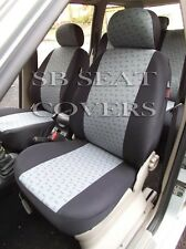 FIAT QUBO / DOBLO CAR SEAT COVERS P3 UNIVERSAL  FULL COMPLETE SET