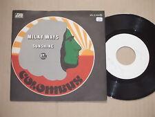 "MILKY WAYS -Colombus- 7"" 45 Weisslabel"