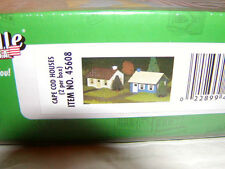 Bachmann 45608 Plasticville USA Kit Cape Cod Houses 2 in box O 027 MIB New
