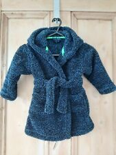 Baby Boys Dressing Gown 12-18months Robe