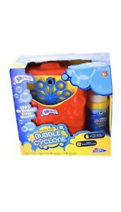 Bubble Machine Blower Solution Birthday Summer Party Garden Toy Children uk
