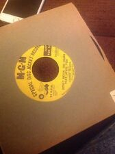 CONNIE FRANCIS Don't Break The Heart That Loves You/drop It Joe 45 Promo