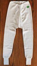ROSMA TRICOTAGE Vintage long johns wool mix mens thermal pants UNUSED medium M