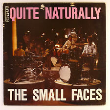 """12"""" LP - Small Faces - Quite Naturally - B4426 - washed & cleaned"""