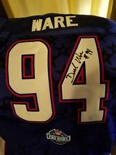 DEMARCUS WARE REEBOK AUTOGRAPHED PRO BOWL JERSEY