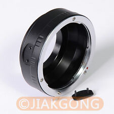 Canon EOS EF EF-S Lens to Micro 4/3 M4/3 Mount Adapter GF2 GF3 G2 G3 GH2 E-P3 P2