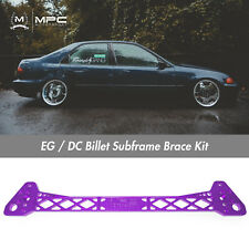 MPC Motorsport EG / DC Subframe Brace Honda Civic Acura Integra [Purple] - USA
