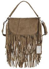 Buffalo bolso velorusleder marrón. ca 22/17/6 cm. nuevo!!! KP 99,90 €